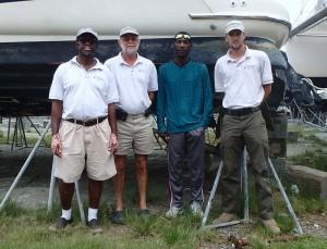 Meet our Marine Surveyors at Caribbean Marine Surveyors Ltd.